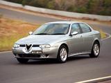 Alfa Romeo 156 AU-spec 932A (2002–2003) images