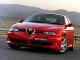 Alfa Romeo 156 GTA AU-spec 932A (2002–2003) images