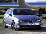 Alfa Romeo 156 Sportwagon GTA 932B (2002–2005) photos