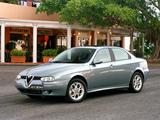 Alfa Romeo 156 AU-spec 932A (2002–2003) photos