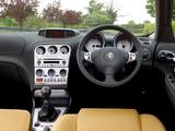 Alfa Romeo 156 Sportwagon UK-spec 932B (2002–2003) photos