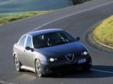 Alfa Romeo 156 GTA 932A (2002–2005) pictures