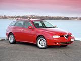 Alfa Romeo 156 Sportwagon AU-spec 932B (2002–2003) pictures