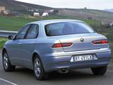 Alfa Romeo 156 932A (2002–2003) pictures