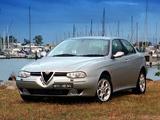 Alfa Romeo 156 AU-spec 932A (2002–2003) pictures