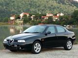 Alfa Romeo 156 ZA-spec 932A (2002–2003) pictures