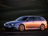 Alfa Romeo 156 Sportwagon GTA 932B (2002–2005) wallpapers