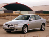 Alfa Romeo 156 AU-spec 932A (2002–2003) wallpapers