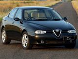 Alfa Romeo 156 ZA-spec 932A (2002–2003) wallpapers