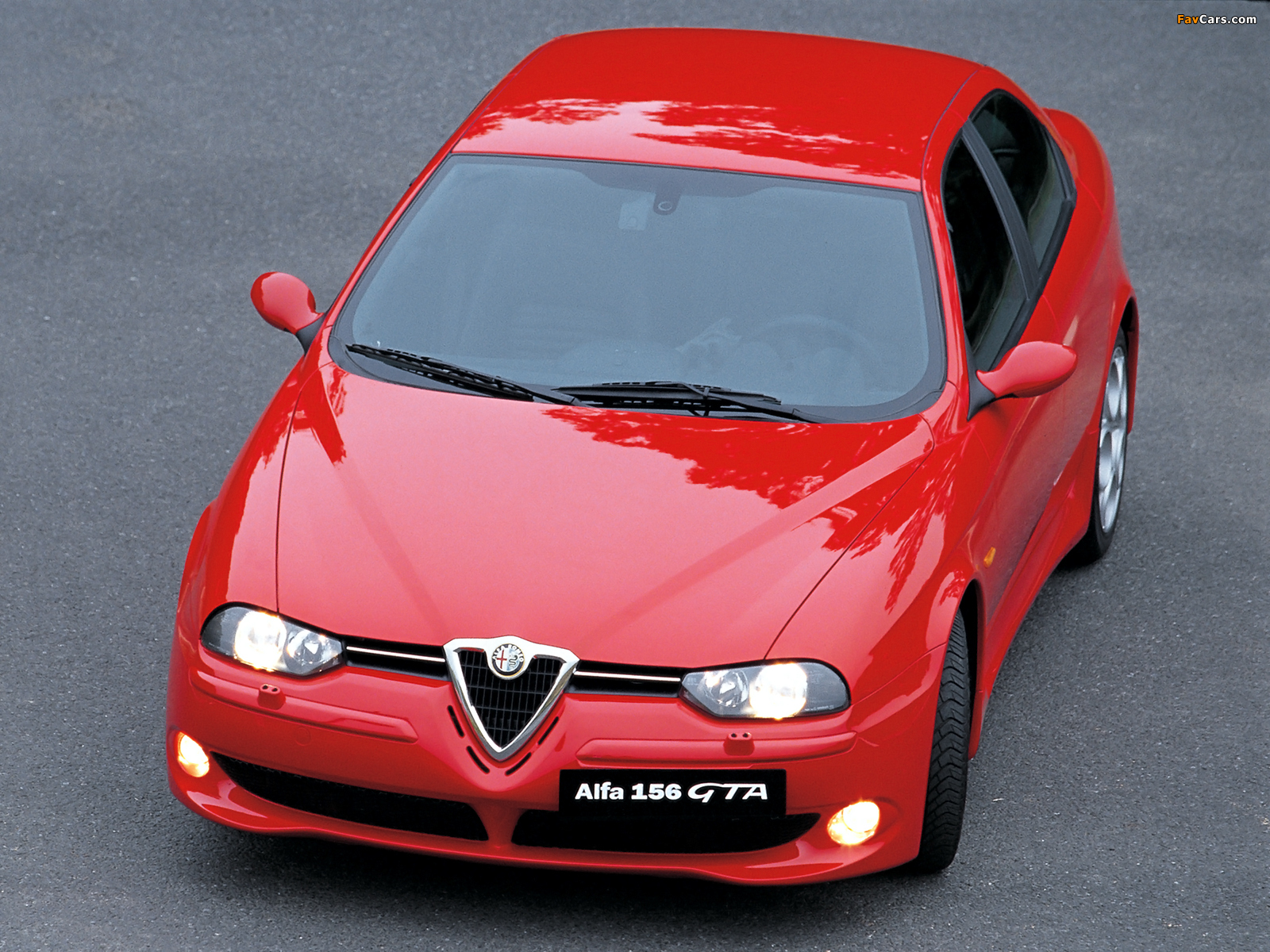 alfa romeo 156 gta 932a 2002 2005 wallpapers 1600x1200. Black Bedroom Furniture Sets. Home Design Ideas