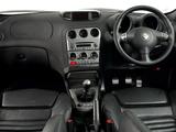 Alfa Romeo 156 GTA ZA-spec 932A (2003–2005) images