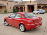 Alfa Romeo 156 2.5 V6 AU-spec 932A (2003–2005) images