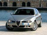 Alfa Romeo 156 932A (2003–2005) photos
