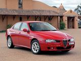 Alfa Romeo 156 2.5 V6 AU-spec 932A (2003–2005) photos