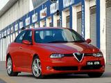 Alfa Romeo 156 GTA ZA-spec 932A (2003–2005) pictures