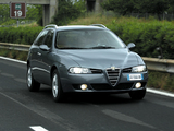 Alfa Romeo 156 Sportwagon 932B (2003–2005) pictures