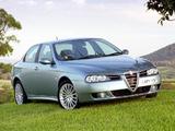 Alfa Romeo 156 2.0 JTS AU-spec 932A (2003–2005) pictures