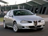 Alfa Romeo 156 2.5 V6 AU-spec 932A (2003–2005) pictures