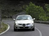 Alfa Romeo 156 932A (2003–2005) wallpapers