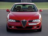 Alfa Romeo 156 2.5 V6 AU-spec 932A (2003–2005) wallpapers