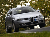Alfa Romeo 156 Crosswagon Q4 932B (2004–2007) images