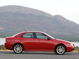 Alfa Romeo 156 Ti ZA-spec 932A (2004–2005) photos