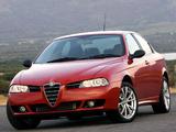 Alfa Romeo 156 Ti ZA-spec 932A (2004–2005) photos