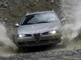 Alfa Romeo 156 Crosswagon Q4 932B (2004–2007) photos
