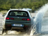 Alfa Romeo 156 Crosswagon Q4 932B (2004–2007) pictures