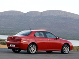 Alfa Romeo 156 Ti ZA-spec 932A (2004–2005) wallpapers