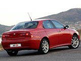 Alfa Romeo 156 Ti ZA-spec 932A (2004–2005) wallpapers