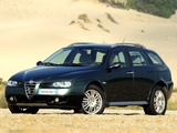 Alfa Romeo 156 Crosswagon Q4 932B (2004–2007) wallpapers