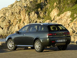 Alfa Romeo 156 Crosswagon Q4 932B (2004–2007) wallpapers
