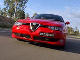 Alfa Romeo 156 GTA AU-spec 932A (2002–2003) photos