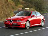 Alfa Romeo 156 GTA AU-spec 932A (2002–2003) pictures
