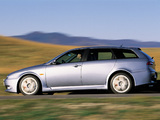 Images of Alfa Romeo 156 Sportwagon GTA 932B (2002–2005)