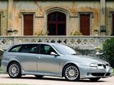 Images of Alfa Romeo 156 Sportwagon GTA UK-spec 932B (2002–2005)