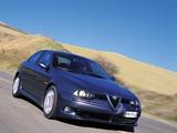 Images of Alfa Romeo 156 GTA 932A (2002–2005)