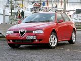 Images of Alfa Romeo 156 Sportwagon AU-spec 932B (2002–2003)