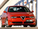 Images of Alfa Romeo 156 GTA ZA-spec 932A (2003–2005)