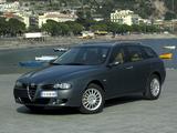Images of Alfa Romeo 156 Sportwagon 932B (2003–2005)