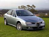 Images of Alfa Romeo 156 2.0 JTS AU-spec 932A (2003–2005)