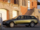 Images of Alfa Romeo 156 Crosswagon Q4 932B (2004–2007)
