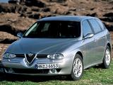 Photos of Alfa Romeo 156 Sportwagon 932B (2002–2003)