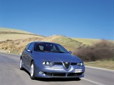 Photos of Alfa Romeo 156 Sportwagon GTA 932B (2002–2005)