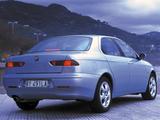 Photos of Alfa Romeo 156 932A (2002–2003)
