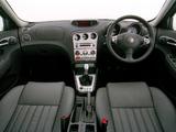 Photos of Alfa Romeo 156 AU-spec 932A (2002–2003)