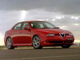 Photos of Alfa Romeo 156 GTA AU-spec 932A (2002–2003)