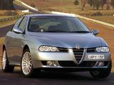Photos of Alfa Romeo 156 2.0 JTS AU-spec 932A (2003–2005)