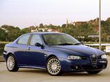 Photos of Alfa Romeo 156 2.4 JTD AU-spec 932A (2003–2005)